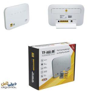 مودم 4G/TD-LTE ایرانسل مدل TF-i60 H1