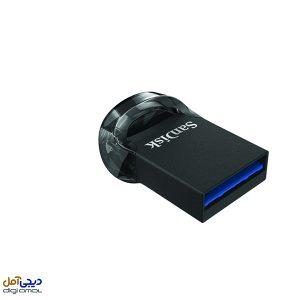 فلش مموری سن دیسک مدلUltraFit ظرفیت32گیگابایت