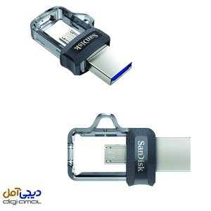 فلش مموری سندیسک مدلUltra Drive M3.0ظرفیت16گیگابایت