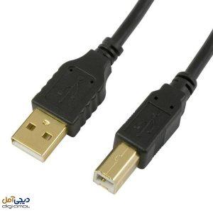 کابل USB پرینتر ۳ متری دلتا