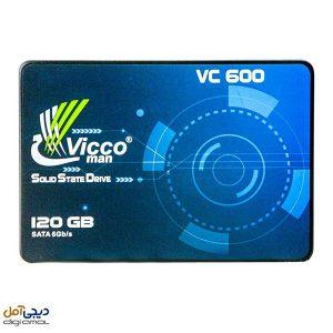 اس اس دی اینترنال ویکومن مدلVC600ظرفیت120گیگابایت