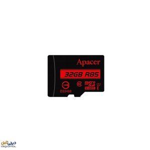 کارت حافظه microSDHCاپیسر کلاس10استاندارد سرعت85MBpsظرفیت 32گیگابایت