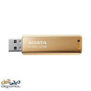 فلشA-DATAمدلUV360 64GB-دیجی آمل